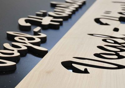 Holzschneiden